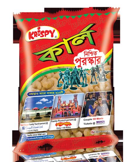 CURL chips Bangladesh