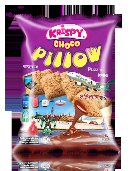 Pillow chips Bangladesh